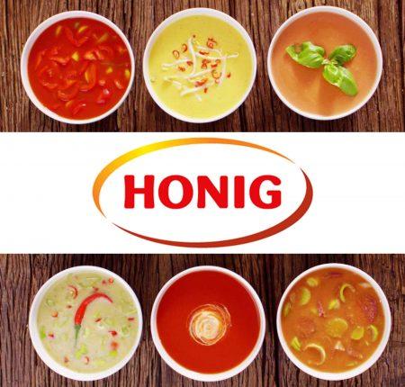 Honig – discount A6 brochure
