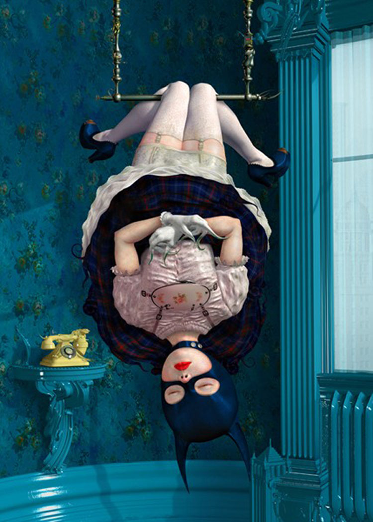 The enigmatic art of Ray Caesar