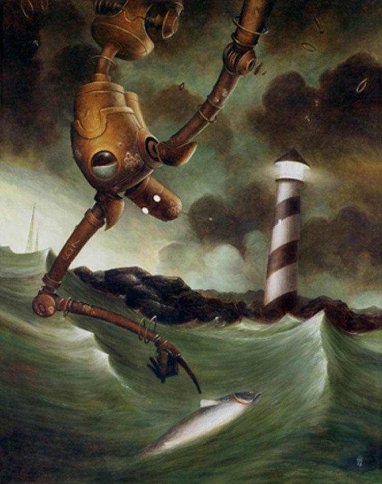 Watergods by B. Despain