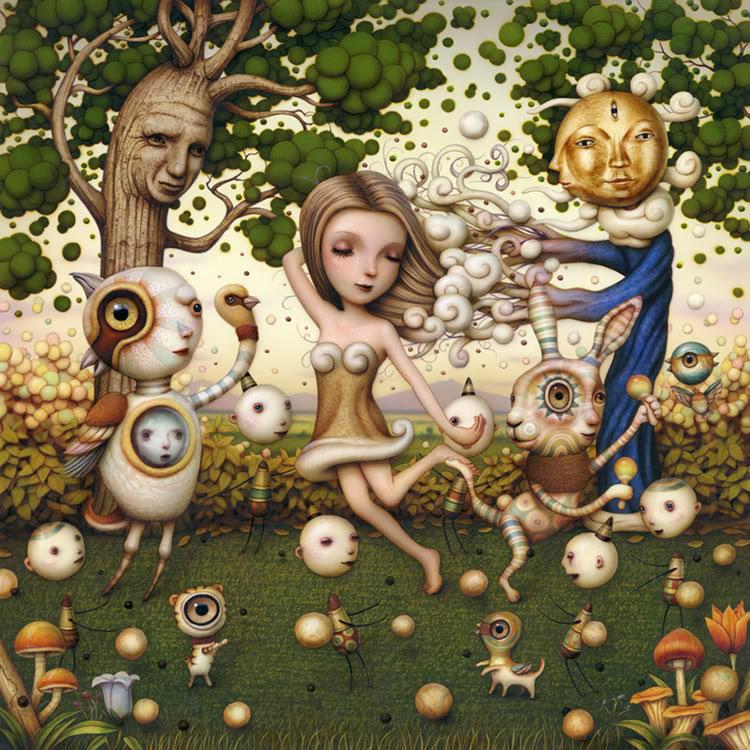 Twisting reality, surrealism by Naoto Hattori