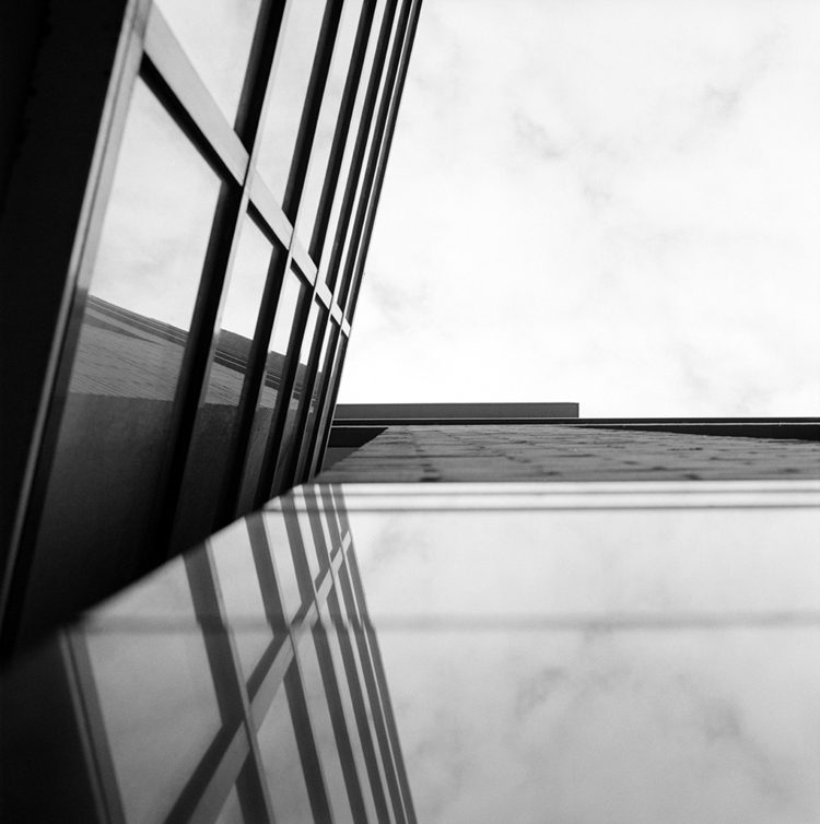 minimalistic architectural photography