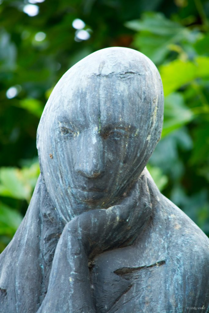 Statues in Europe: Heinrich Heine – Denkmal