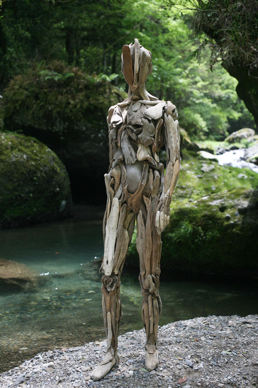 Driftwood torsos by nagato iwasaki